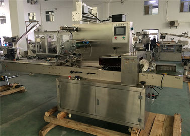 Chine Machine à emballer automatique horizontale de carton 380v/220v 50hz 0.75kw usine