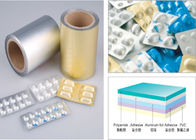 Pharmaceutical Packaging Material Cold Aluminium Foil For Generic Medicine Packaging
